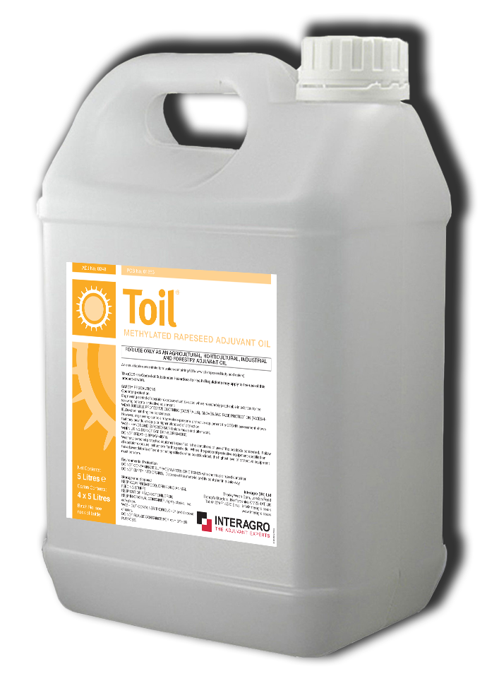 Toil | Agricultural Anti Drift Adjuvant | Interagro