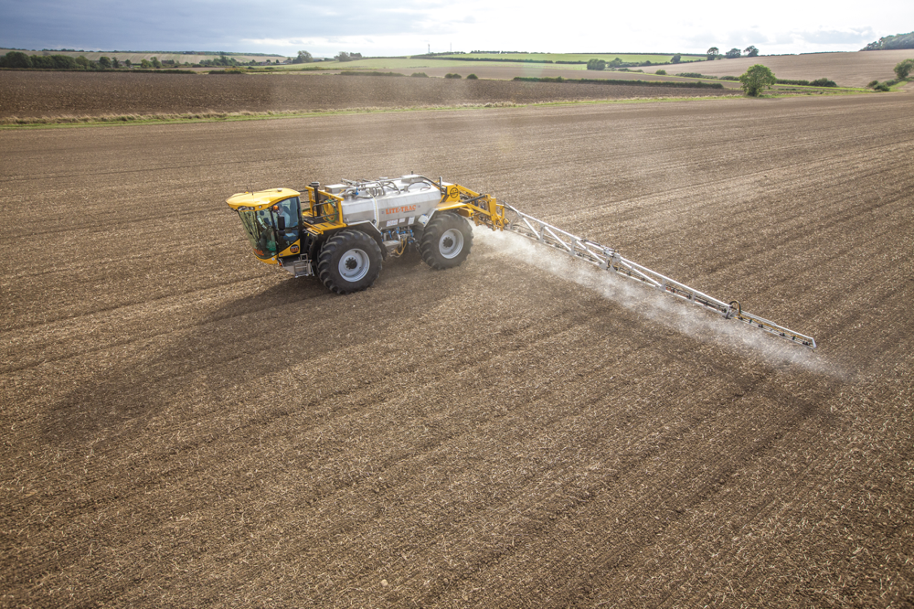 Protect crops, beat weeds with Backrow