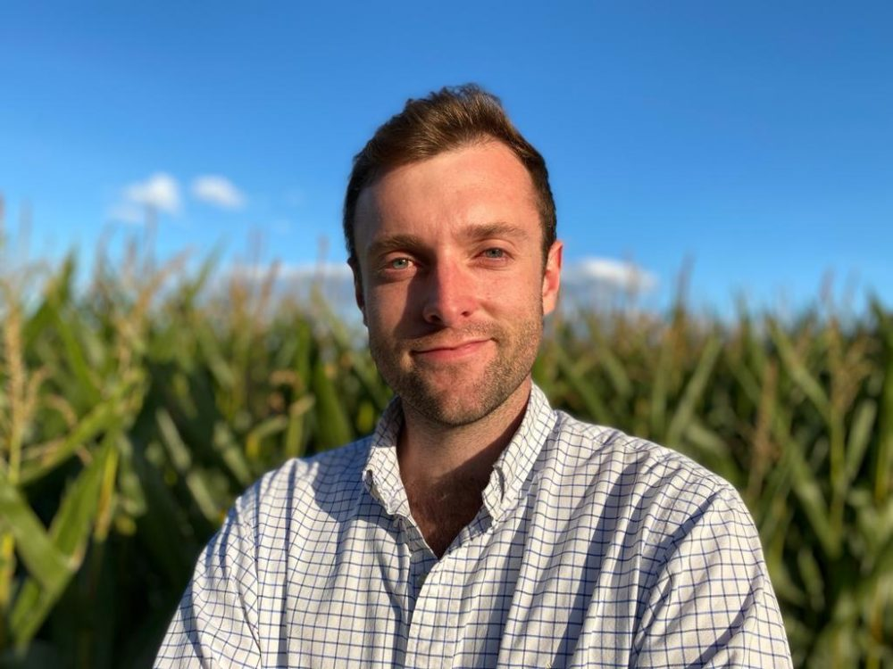Fred Fowler, Agrii agronomist